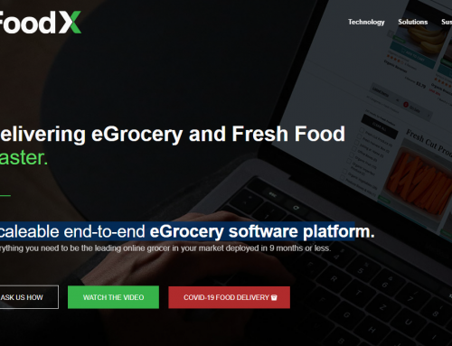Food-X Technologies to Lead e-Grocery Management System Development for AI Innovation Effort